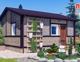 Садовый дом «Зидлунг»